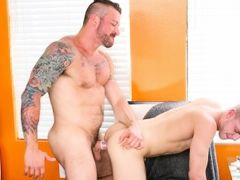 Hard Drive Daddy mature gay