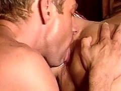 Lustful gays cant get enough anal