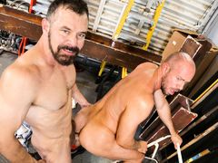 The Right Job for His Tool mature gay