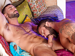 The Tourist, Scene 01 mature gay