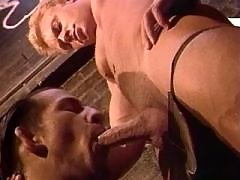 Sex hungry boys learn to suck dicks