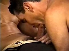 Six guys cant get enough sucking