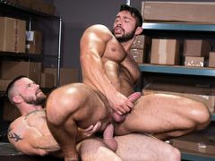 24 Hour Boner, Scene #04 mature gay