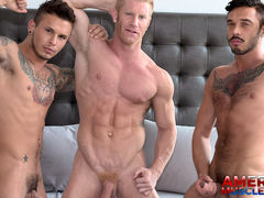 Johnny, Seth & Cris mature gay