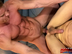 Troy Accola & Johnny V mature gay