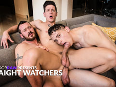Straight Watchers mature gay