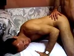 Funny college guys trying gay sex