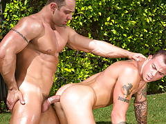 Trunks 8, Scene 04 mature gay