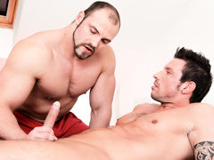 Gay Massage #06, Scene #04 mature gay