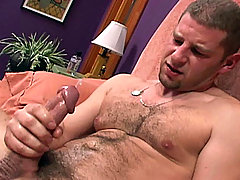 Rod Spunkel is back for stroking is HUGE monster hard cock! mature gay