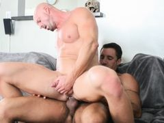 One Big Horny Family mature gay