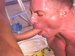 Gay Bareback Hot Tools - Scene 2