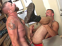 Gay Bareback Jake & Boy