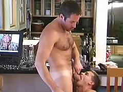 So cute guys fuck and cum in nature mature gay