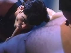 Lustful gay hunk loves to be sucked