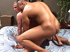 Gay Bareback Jake Cruz & Patrick Starr