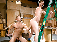 Warehouse Fists, Scene 05 mature gay