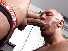 Stag Homme medals with another amazing motion picture of Straight Man Screws Myself this time with a 24 years old brute that cums 3 times!! Once innermost Francesco's mouth, then innermost his ass resulting in a lot of the condom full of dick water suckin mature gay